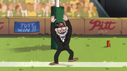 S1e14 Stan gets a touch down