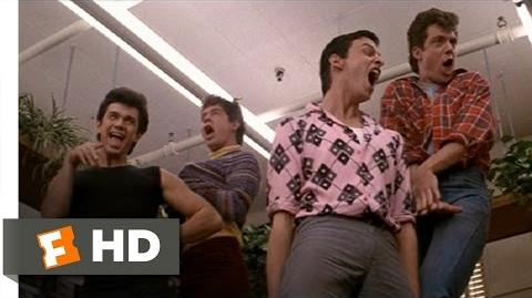 Grease 2 (4 8) Movie CLIP - Reproduction (1982) HD