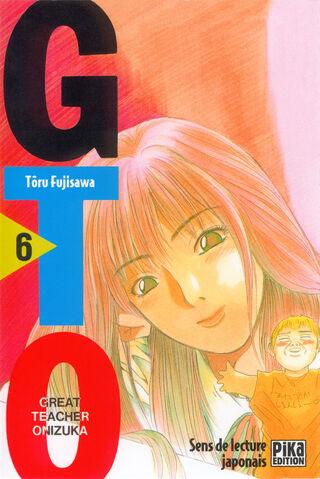 File:GTO Manga Volume 6.jpg