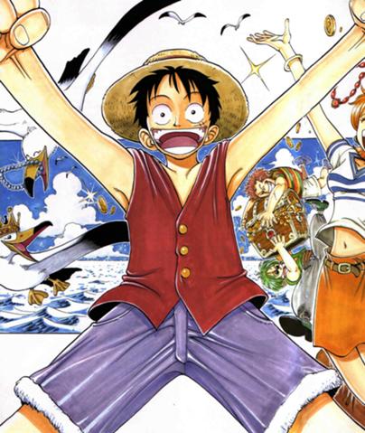 File:Monkey D. Luffy Manga Pre Timeskip Infobox.png