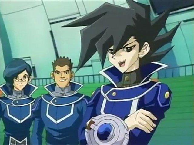 Yu-Gi-Oh! GX - Episode 002