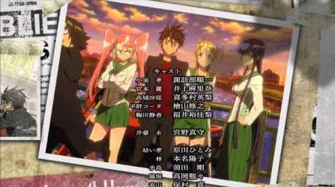 Highschool of the Dead Season 1 Episode 1 part (2 2) English Dubbed HD