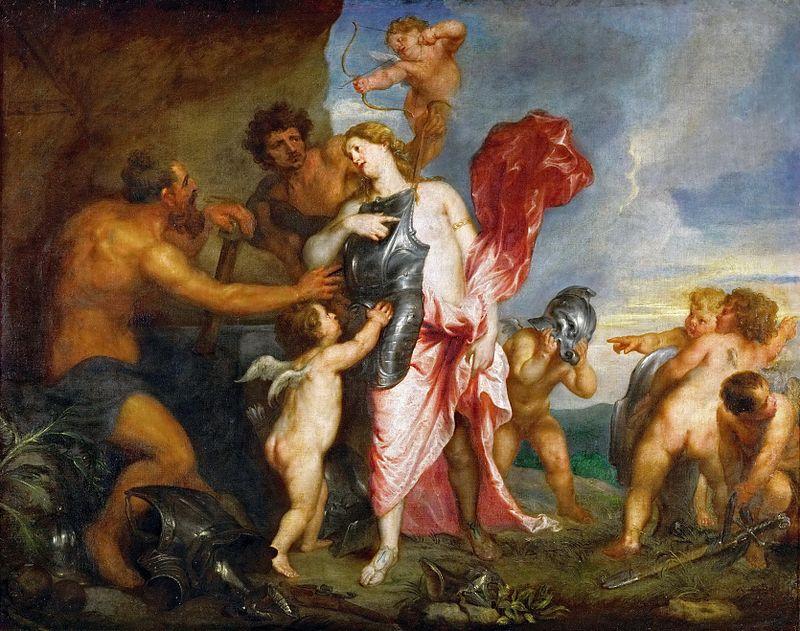 Hephaestus Greek God Pictures Of 98