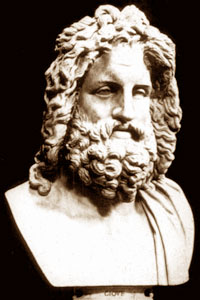 the description of the ancient greek king of the gods zeus Read some stories about ancient greek deities then  read the description of each of the characters from greek mythology  king of the gods -zeus title: greek.