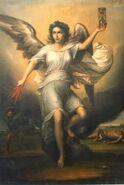 Nemesis (mythology) - Wikipedia