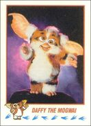 Topps Daffy the Mogwai