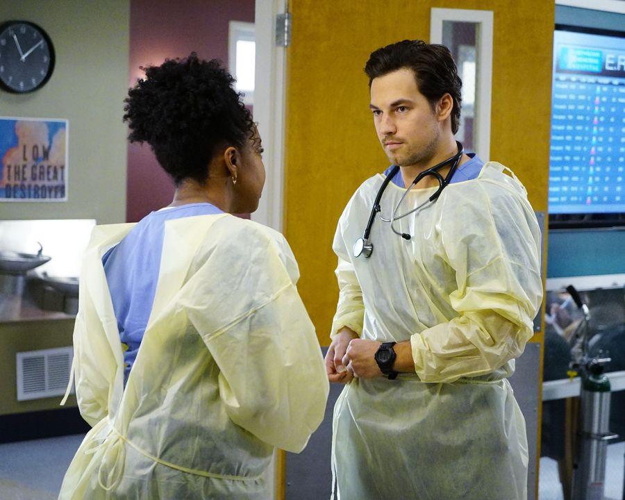 Grey's Anatomy Anatomía Grey 13x17