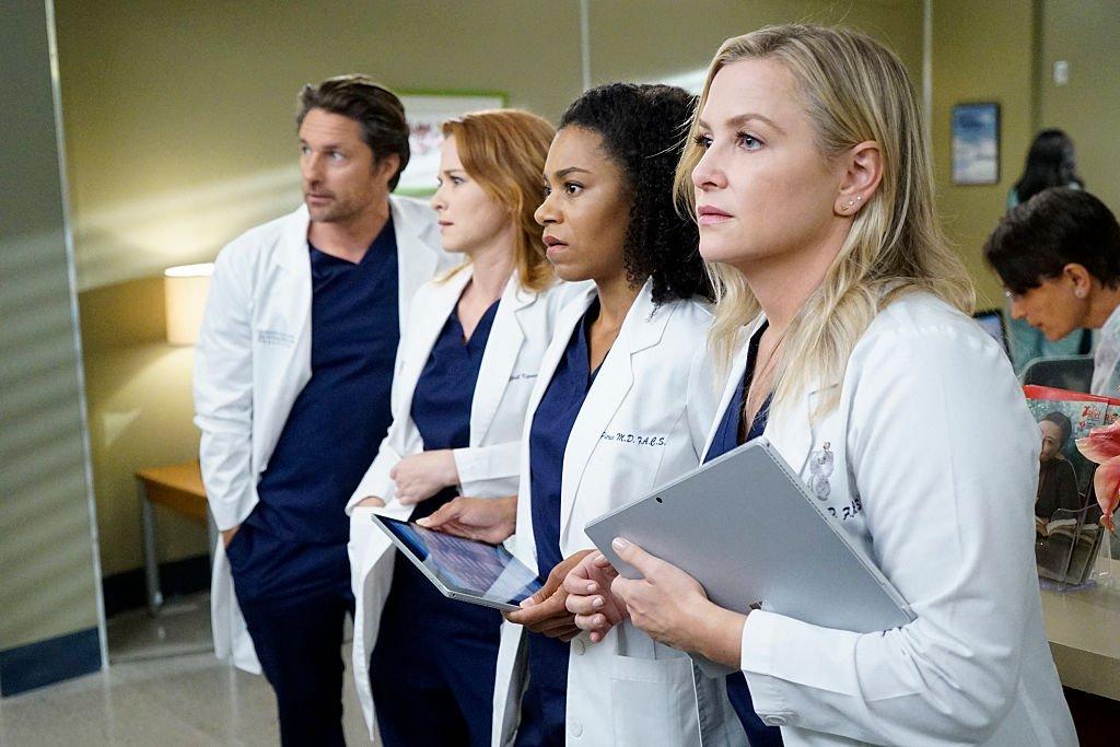 Grey's Anatomy Anatomía Grey 13x07