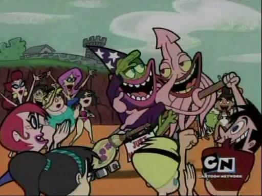 Billy and Mandy - S5E09 - One Crazy Summoner ~ Guess What's Coming to Dinner
