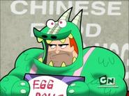 Boss Egg rolls