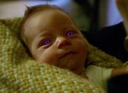 317-Baby purple eyes