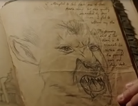 Hundjager in Grimm diaries