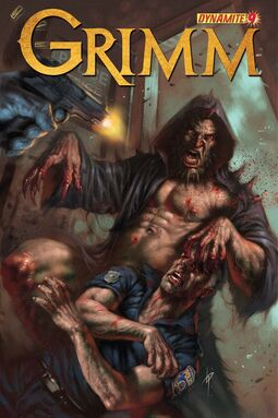 Comic 9 Cover