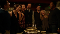 607-The group sings Happy Birthday to Monroe