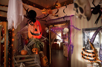209 -Monroe's house in halloween 03