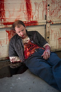 207 - Leo Stiles dead