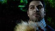 308-Nick choked by Krampus