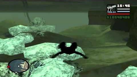 GTA San Andreas Myth 24 Sharks