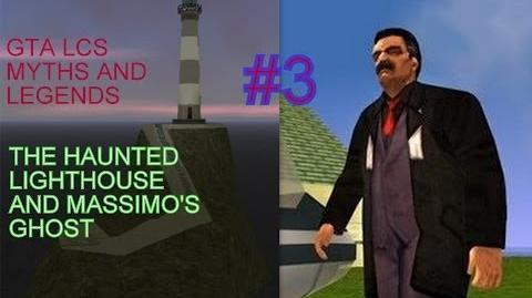 GTA lcs myth 3 The haunted lighthouse and Massimo's ghost-1