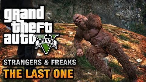 GTA 5 - Bigfoot - The Last One -100% Gold Medal Walkthrough-