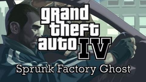 GTA IV - Myths & Legends - Sprunk Factory