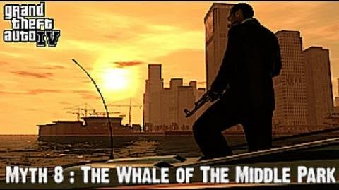 Grand Theft Auto IV Myth investigations Myth 8 - The Whale of The Middle Park