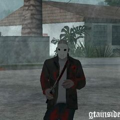Jason Voorhees in a Mod from gtainside.com