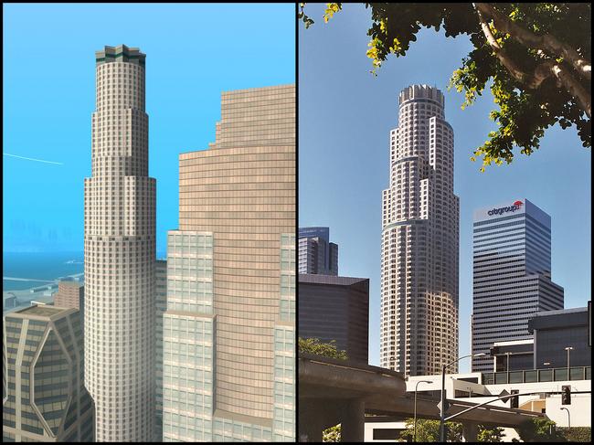 Лос-Сантос вселенной 3D - Grand Theft Wiki - Wikia