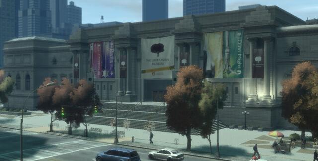 File:LibertonianMuseum-GTA4-exteriorColumbusAvenueside.jpg