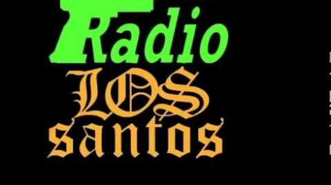 GTA San Andreas - Radio Los Santos (Full)
