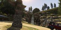 Two Hoots Falls