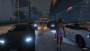 Airport GTAV Street Race Grid