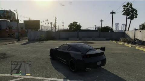 GTA 5 - Elegy RH8 - HD 720p