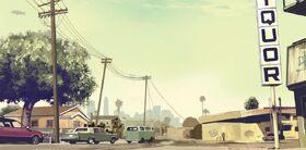 East-Los-Santos-Background