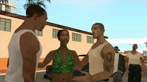 GTA San Andreas - Walkthrough - Mission 9 - Cesar Vialpando (HD)