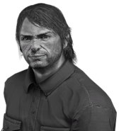 John Marston Parent Portrait GTAV
