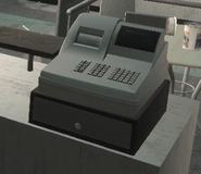 Cash Register- GTA IV
