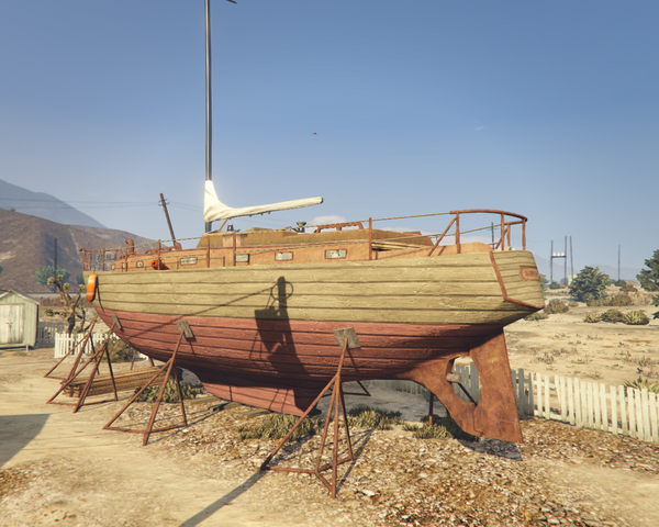 File:GTAV-WoodenMarquis-FrontQuarter.png