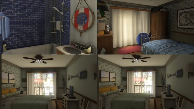 Image floydsapartment2 views gta wiki for Designer apartment gta 5