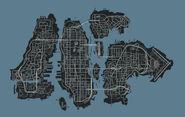 Map of Liberty City 2008