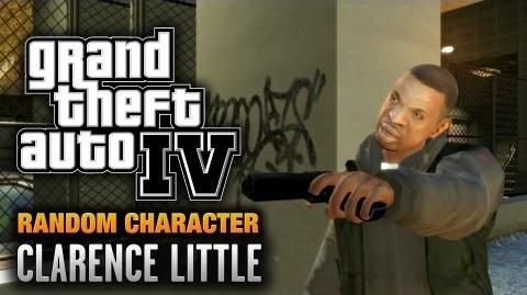 GTA 4 - Random Character 13 - Clarence Little (1080p)