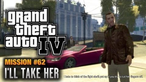 GTA 4 - Mission 62 - I'll Take Her (1080p)