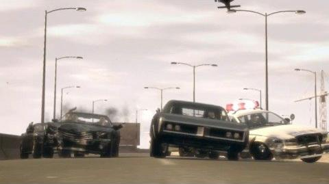 Grand Theft Auto IV PC Trailer
