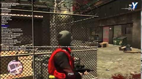 Gta iv & eflc weapons preview + machete