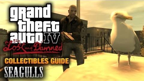 GTA The Lost and Damned - Seagulls Guide (1080p)