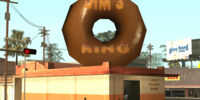 Jim's Sticky Ring