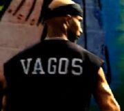 Vagos gang member
