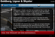GoldbergLigner&Shyster-GTAIVOfficialWebsite