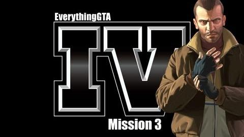 GTA 4 Mission 3- Three's A Crowd-0