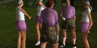 Leaf Link Golfers